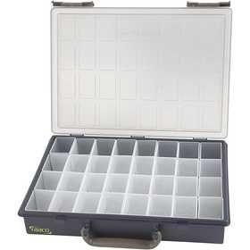 #Opslag #box, afm 33,8x26,1 cm, h: 5,7 cm, 1 stuk