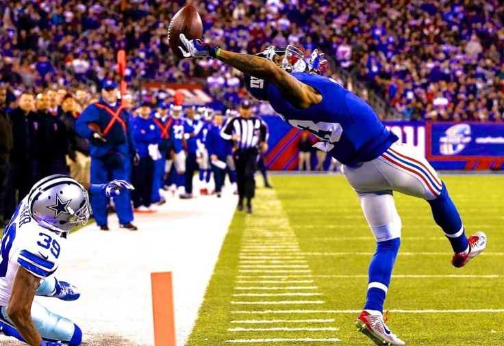 An Oral Remembrance of Odell Beckham's Catch Heard Round the World | Odell Beckham Jr | New York Giants