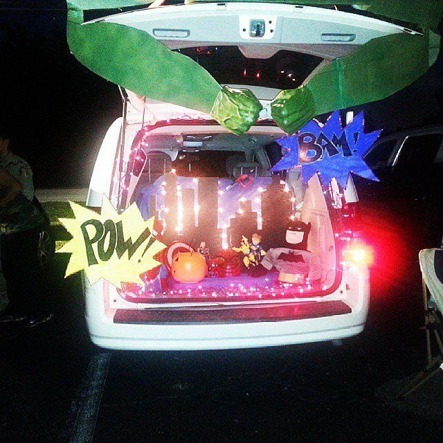 41 Creative Trick Or Trunk Ideas Your Kids Will Go Absolutely Gaga