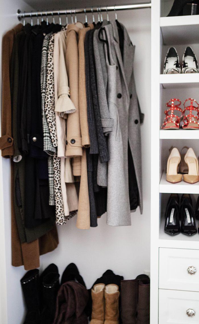 Closet Collection: Best 25+ Closet Shoe Storage Ideas On Pinterest