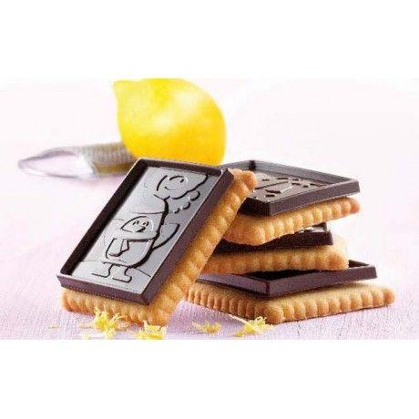 """Kit Cookie choc """"les copains de Noël"""" - Féerie Cake"""