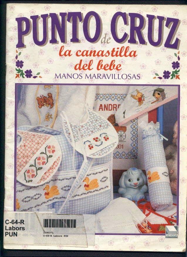 1000+ ideas about Revistas Punto De Cruz on Pinterest