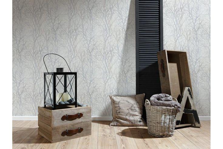Woodland White | Wallsorts