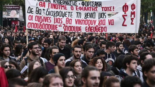 The Youth Unemployment Rate in Greece