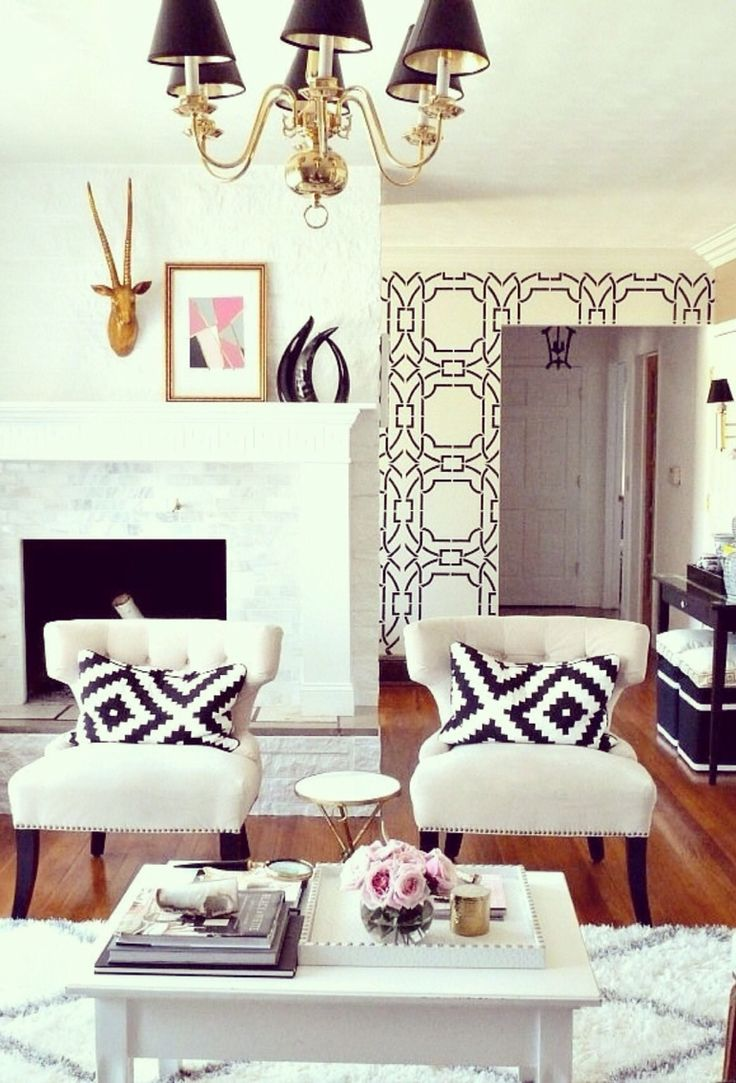 best living rooms images on pinterest