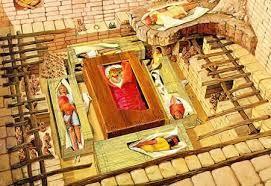 """250 – (1541)  Inés Muñoz  escribe: - Los Incas, tienen una intensa vida religiosa, se prolonga la vida en forma indefinida, esta condición se notaba especialmente en las clases más elevadas, donde el difunto conservaba por siempre, en teoría, la mayoría de sus bienes personales, tierras, ganado, joyas, vestidos, servidumbre, etc. Las momias embalsamadas de algún modo participaban en las ceremonias y fiestas, se les daba de """"comer"""" y  """"beber"""" y eran el centro de veneración y culto."""