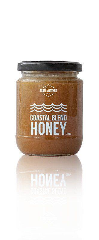 Coastal Blend Honey 350g