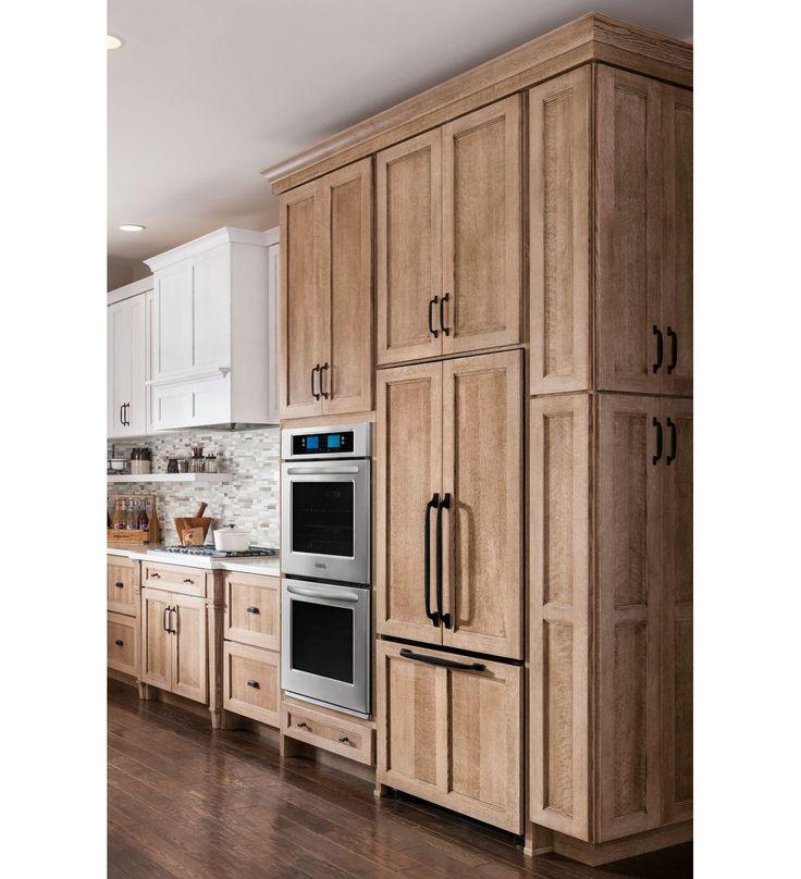 22 Cu Ft Counter Depth French Door Refrigerator Overlay