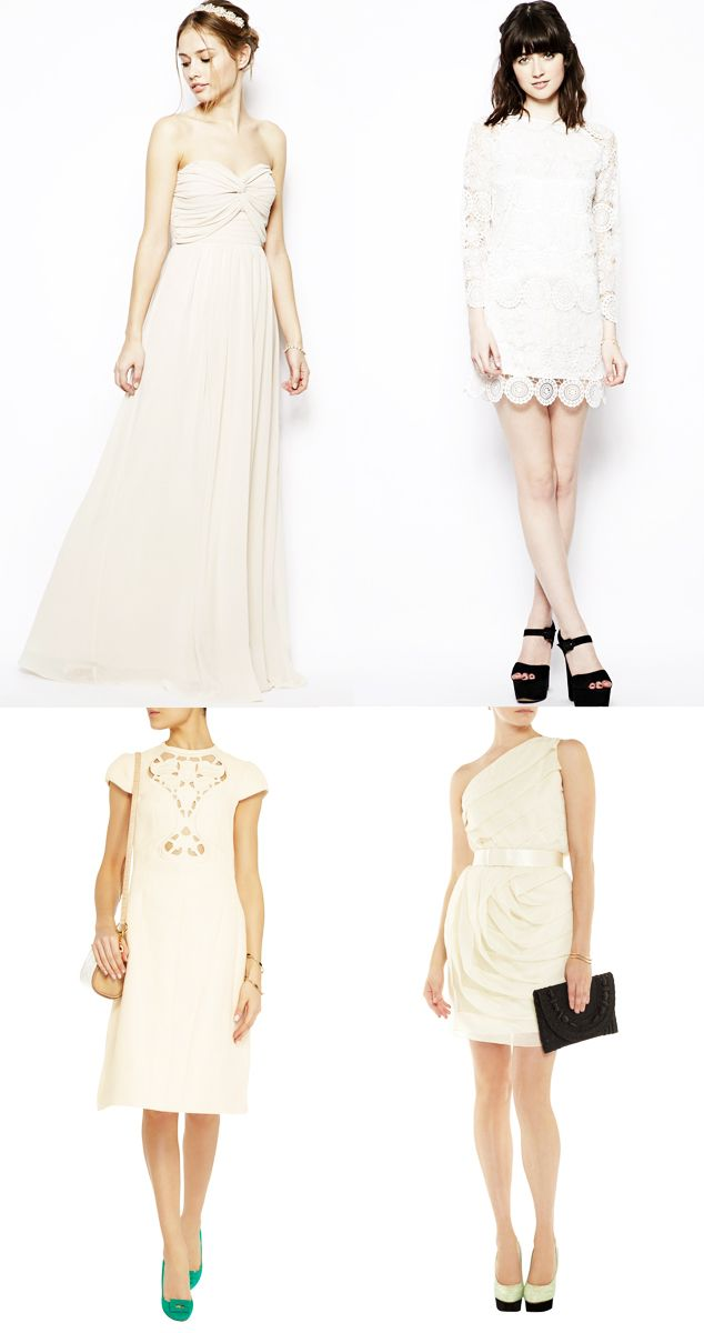 trendy wedding blog ides et inspirations mariage french wedding blog - Complicit Mariage Robe Cocktail