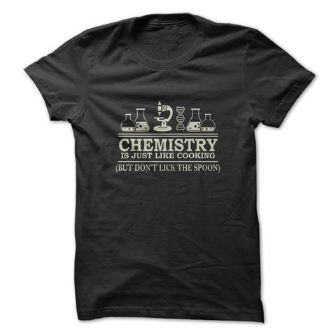 Chemistry Is Like Cooking - 1