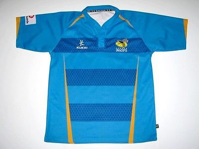 Wasps rfc #2012/13'  #kukri   rare #rugby shirt jersey  size:xxl,  View more on the LINK: http://www.zeppy.io/product/gb/2/252292007697/