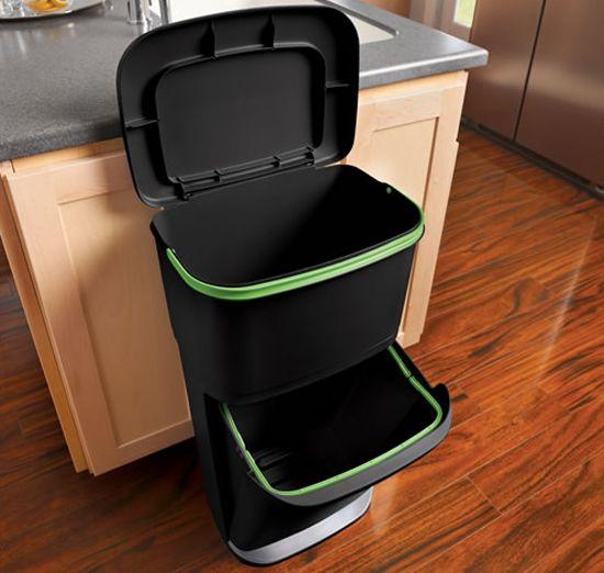 Small Recycling Kitchen Bin