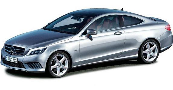 New Mercedes CLK