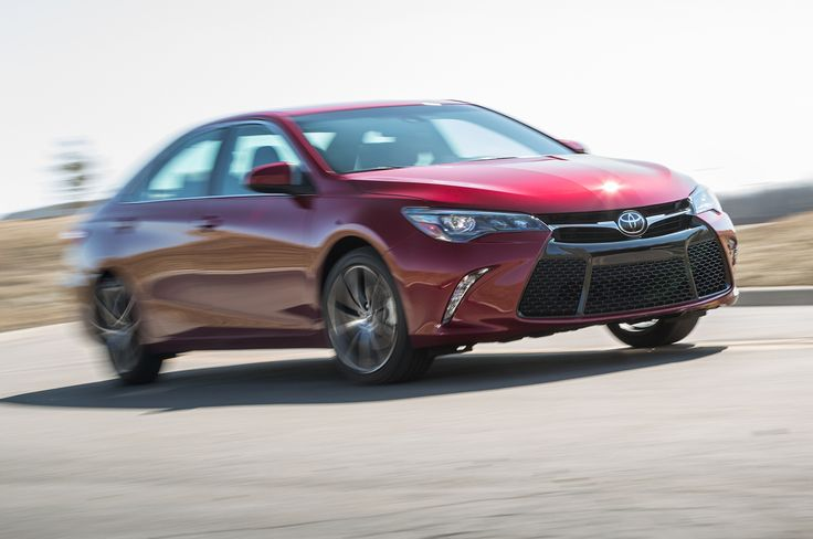 5 Best Features of the 2015 #Toyota #Camry XSE