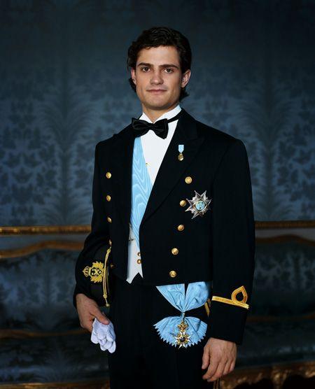 prince carl phillpi of sweden