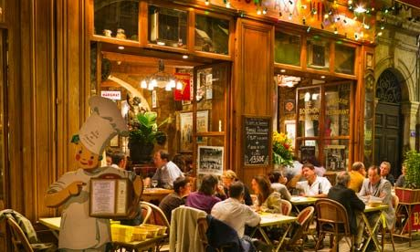 10 Things to do in Lyon, France. Lyon's share ... a traditional Lyonnaise bouchon.  Photograph: Jon Hicks/Corbis