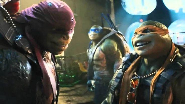 """La última película de las """"Tortugas Ninja"""" encabezó la taquilla norteamericana en su estreno, según cifras de la industria publicadas este lunes, pero las ventas decepcionaron a las productoras de #cine."""