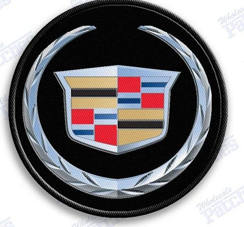 Sport Car Collections Jayde Mercedes Benz Customized: IRON ON EMBROIDERED EMBROIDERY PATCH PATCHES