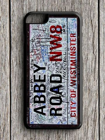 Abbey Road The Beattle iPhone 6 Case