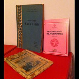 Tecvitli Kur'an Dili, Yasin-i Şerif, Hz. Muhammed - İkinci El Kitap