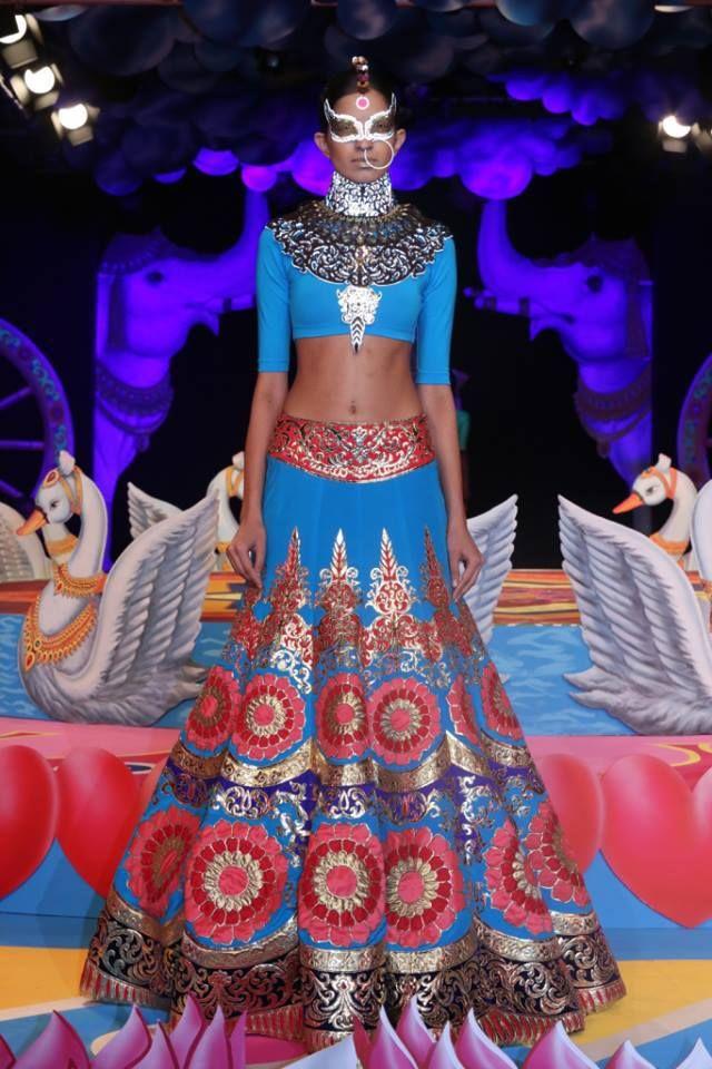 manish arora#skirt!!!#