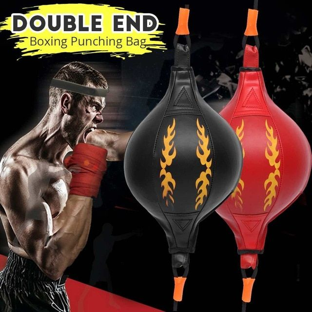Boxing Speed Ball Punching Bag Workout Equipment for Exercise Body Building