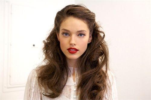 lois lane make up and hair inspiration                                                                                                                                                                                 More