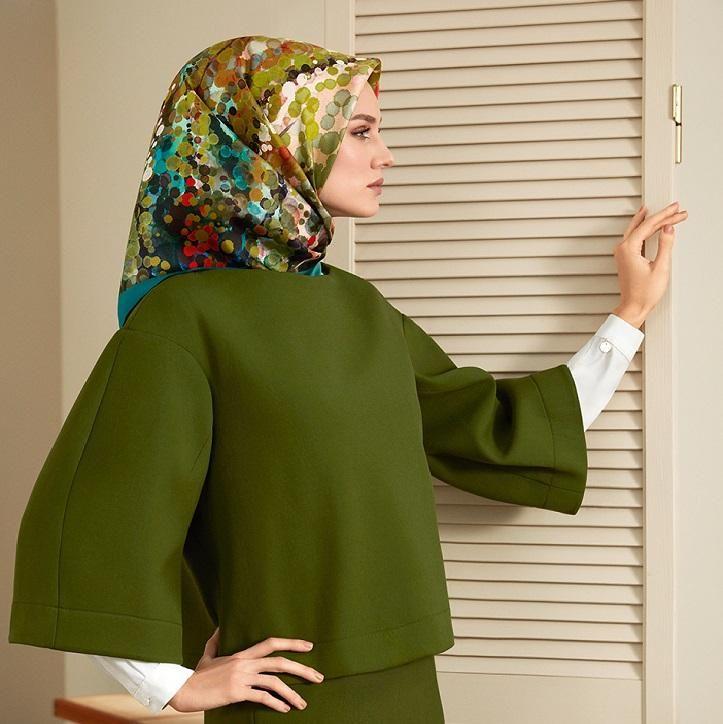 Armine Amaranthus Silk Square Head Scarf at www.hijabplanet.com - free shipping worldwide  #scarf #hijab #hijabhigh #stylishscarves #fashionpost #scarfstyle #shawl #fashiongirl #premiumhijab #muslimah