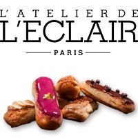 Mystérieux petit nouveau dans le bel univers de la Pâtisserie, l'Atelier de l'Eclair fait son entrée ! Des éclairs au chocolat, au café mais bien plus ! A suivre sur http://www.citycake.fr/patissiers/24__l-atelier-de-l-eclair pour des livraisons d'éclairs sur Paris !