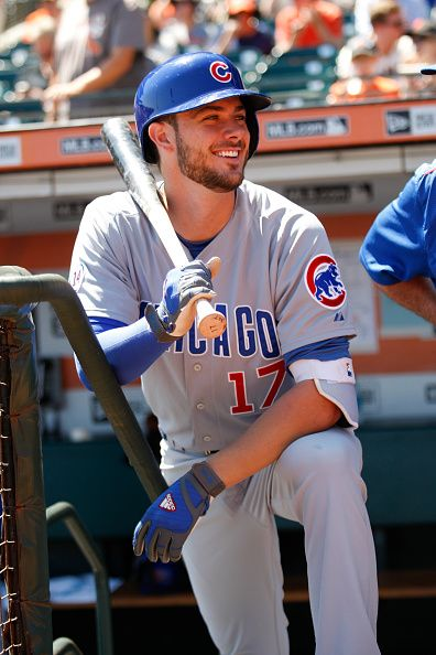 13 Drool-Worthy Photos Of Kris Bryant That Would Make Even Cardinals Fans Blush | Whiskey Riff
