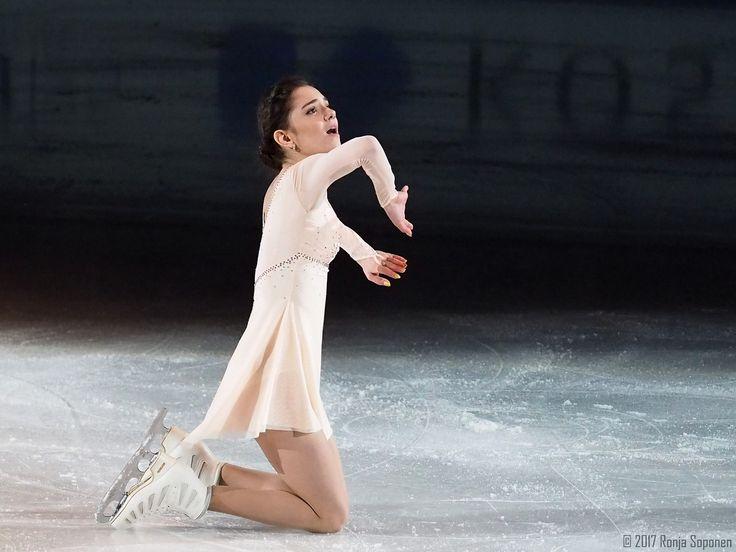 Evgenia Medvedeva | World Figure Skating Championships 2017 … | Flickr