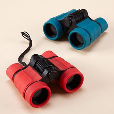 Kids Outdoor Toys: Kids Blue and Red Toy Binoculars in All Little Kid Gifts