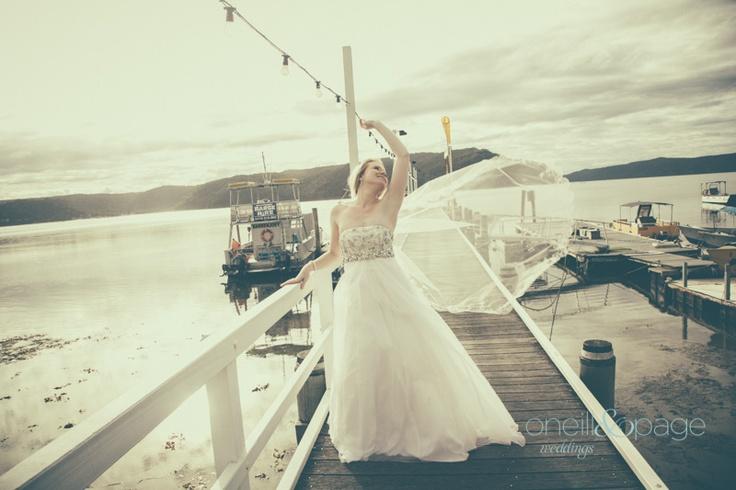 The Wedding of Victoria & Matthew, The Boathouse - Palm Beach