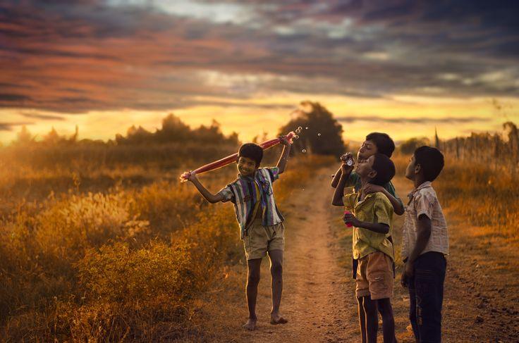 Happy Life by Gajendra Kumar on 500px