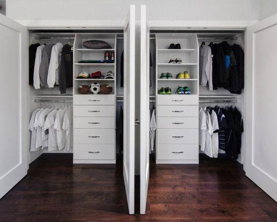 94 best Closets images on Pinterest | Closets, Custom closets and ...