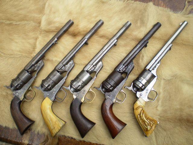 Colt conversions & open tops