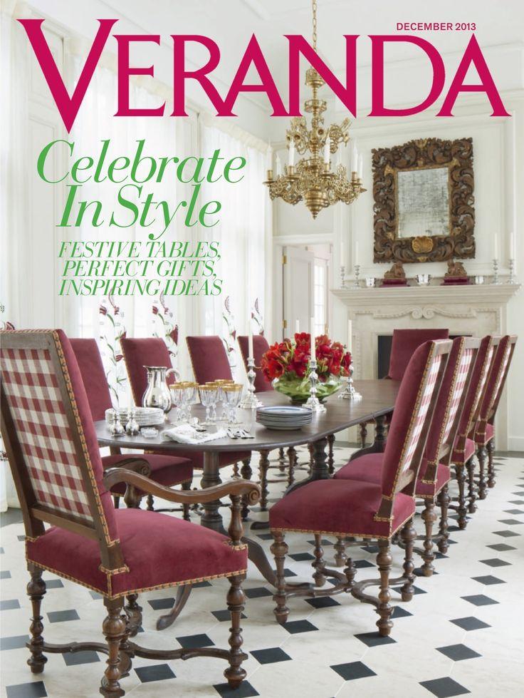 78 best covers of veranda images on pinterest veranda magazine dining rooms and journals - Veranda dining rooms ...