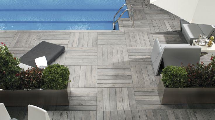 Piscinas para ba os nicos y seguros la fiabilidad de for Materiales para terrazas