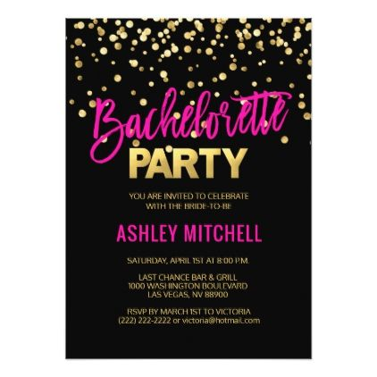The 25 best bachelorette party invites ideas on pinterest hot pink bachelorette party invitations templates cheap gifts diy cyo unique gift ideas stopboris Images