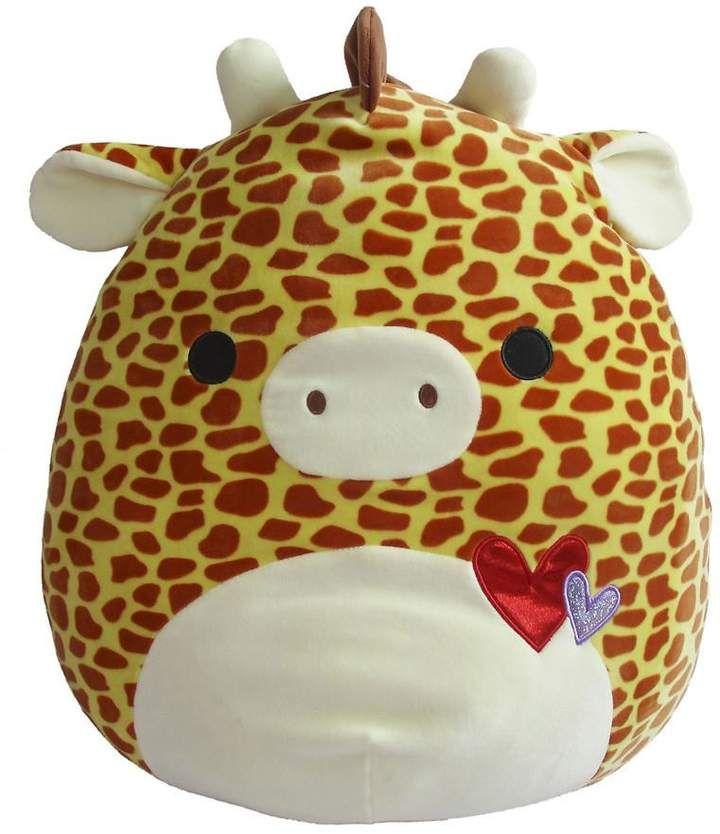 Squishmallow Giraffe 16 Inch Giraffe Plush Giraffe Plush