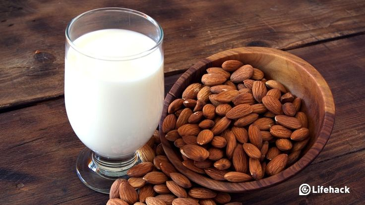 11 Benefits of Almond Milk You Didn't Know About. South Beach Diet relevance