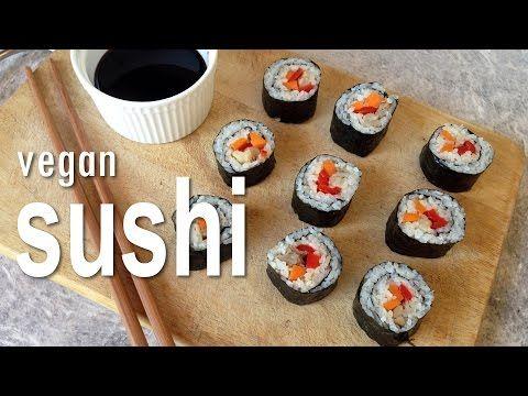 Vegan & Νόστιμο: Vegan Sushi