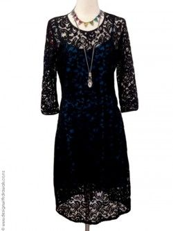 Lace Dress | Design Withdrawals
