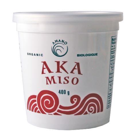 Amano Aka Miso - 400g