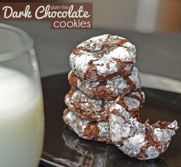 Dark Chocolate Cookies Recipes - Wanna Bite