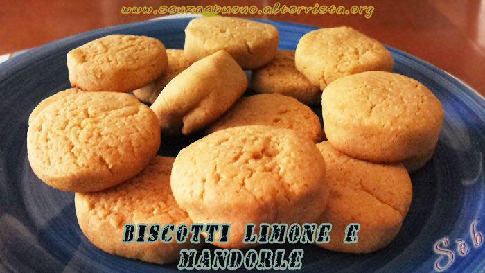 Chi l'avrebbe mai detto? ...Biscotti al limone! Senza glutine e veg!