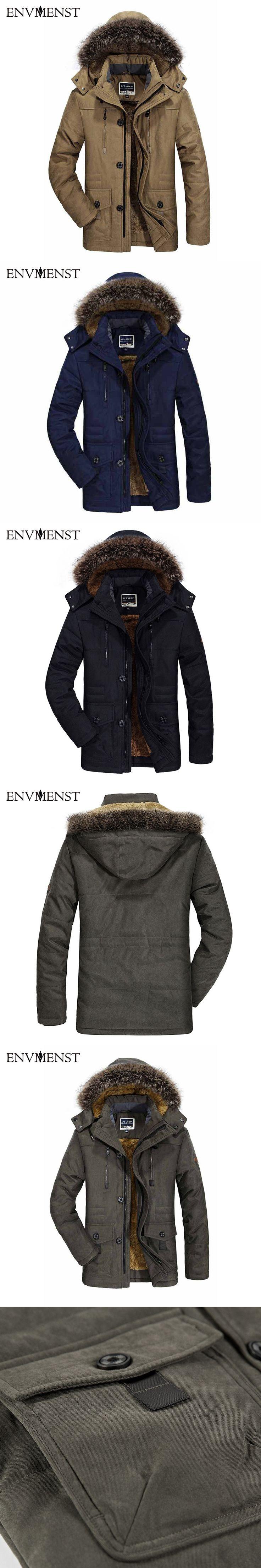2017 plus size 5XL 6XL Winter Jacket Men thick Windproof Hood parka mens jackets and coats Windbreaker Coat Jaqueta masculina