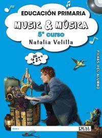 Natalia Velilla: Music & Música, Volumen 5 - Fichas del Alumno MK19009. http://www.carisch.com/esp/producto.asp?sku=MK19009