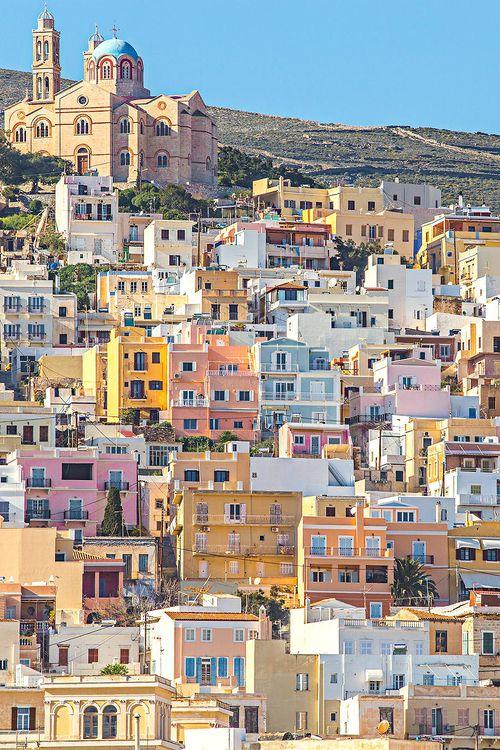 Syros, Greece | Constantine Emmanouilidi
