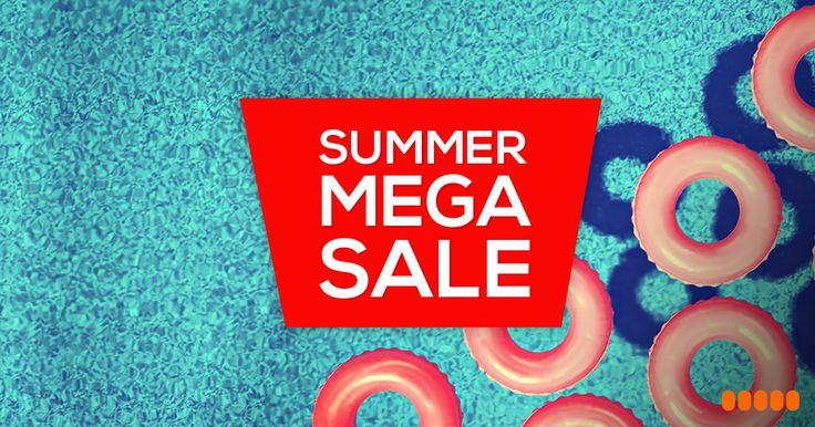 Sommer Sale mit vielen Rabatten auf Flüge, Flug + Hotel Kombinationen und Pauschalreisen. Gutschein sichern, günstig Urlaub buchen!